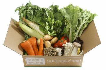 防疫蔬果箱|新鮮蔬果送到家,免上市場人擠人!